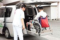 訪問看護支援車